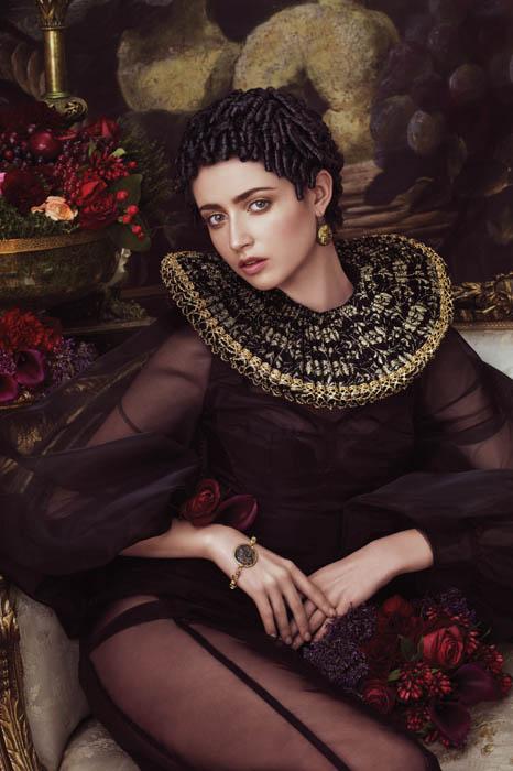 Sublime Spirit - Aveda Autumn Winter Collection 2015 (7)